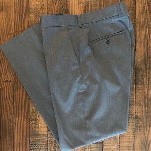 Men's Express Producer Dress Pants - Gray 33x30